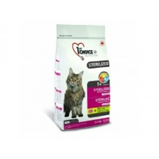 1st CHOICE Sterilized 2,4кг