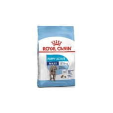 Royal Canin Maxi Puppy Active 4кг