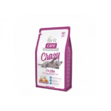 Brit Care Cat Crazy I´m Kitten 400гр