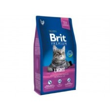 Brit Premium Cat Adult Light 800гр