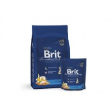 Brit Premium Cat Kitten Chicken 300гр