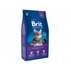 Brit Premium Cat Senior 300гр