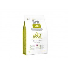 Brit Care Adult Small Breed Lamb & Rice 1кг