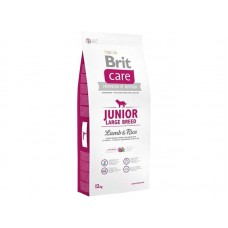 Brit Care Junior Large Breed Lamb & Rice 12кг