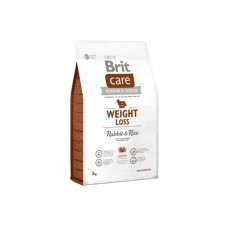 Brit Care Weight Loss Rabbit & Rice 3кг