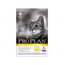 Pro Plan LIGHT индейка и рис 1,5кг