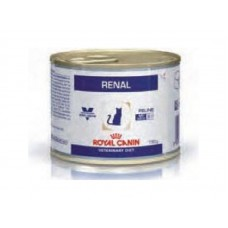 Royal Canin Renal Feline With Chicken 0.195кг