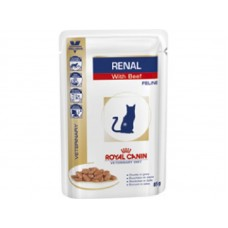 Royal Canin Renal With Beef Feline 85гр