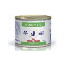 Royal Canin Urinary S/O Feline With Chicken 0.195кг